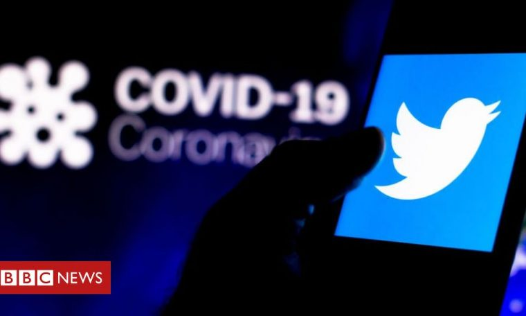 Coronavirus: Twitter removes more than 170,000 pro-China accounts