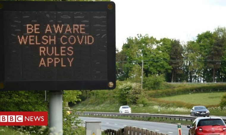 Coronavirus: Wales' travel restrictions set to end on 6 July