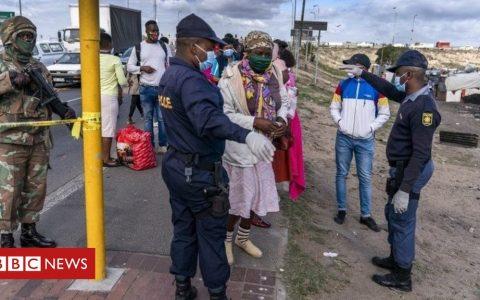 Coronavirus in Africa: Outbreak 'accelerating' across continent