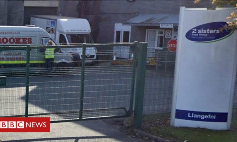 Coronavirus outbreaks: M&S supplier hit as food factory staff test positive