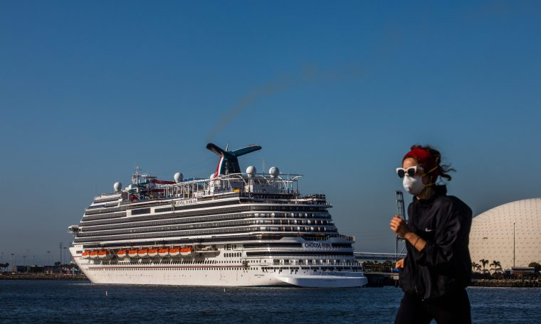 Cruise lines voluntarily suspend all trips out of U.S. ports until Sept. 15, trade group says