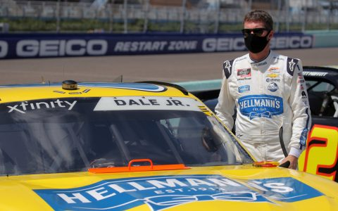 Dale Earnhardt Jr. might've just had final NASCAR race