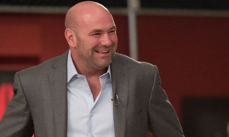 Dana White offers a first look at UFC Fight Island