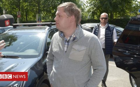 Danish far-right leader Paludan jailed for racism