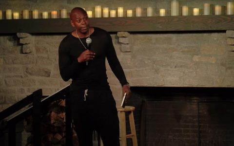 Dave Chappelle drops hard hitting '8:46' special