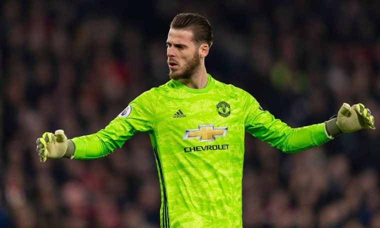 De Gea has 12 months to save Man United career as Henderson waits