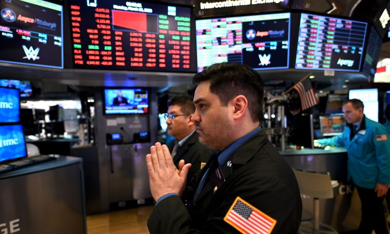 Dow futures flat after bank stress test results