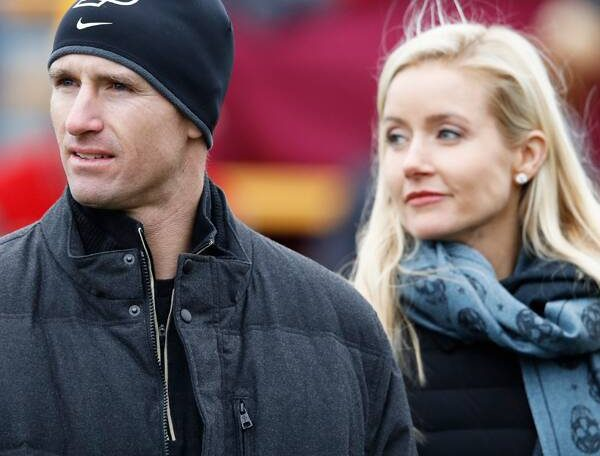 Drew Brees' Wife Says We Are the Problem in Apology for His Comments