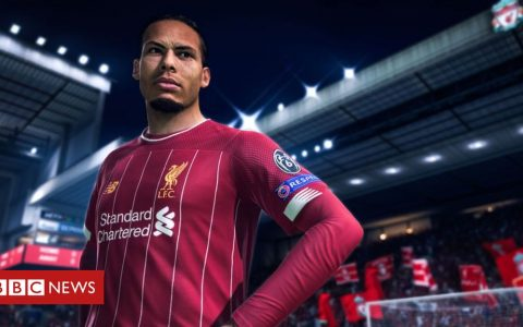 EA says Fifa 21 will be the 'most authentic' yet