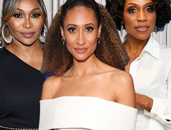 E!'s Justin Sylvester Talks Race & Inclusion With Elaine Welteroth, Cynthia Bailey & Dr. Jackie Walters