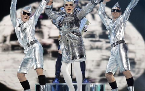 Eurovision winners are usually about love, study shows