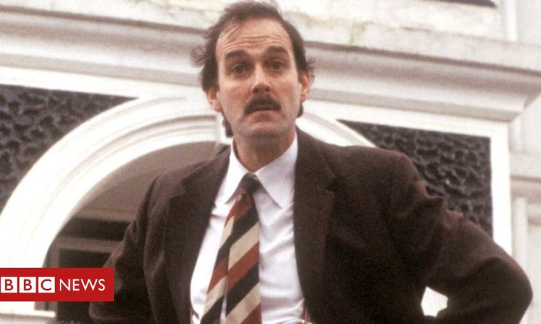Fawlty Towers: The Germans episode removed from UKTV over 'racial slurs'