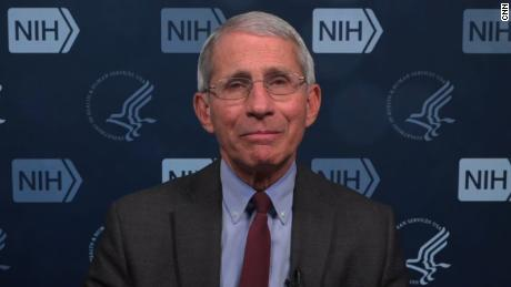NFL games could be the perfect storm for spreading coronavirus even without fans, Dr. Fauci warns