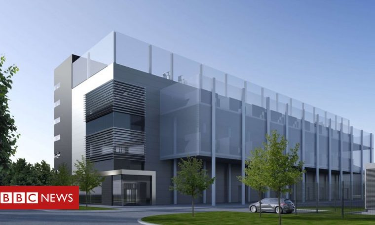 Foyle Port: International data centre given go ahead