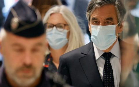 François Fillon, former French PM, and wife guilty over fake job