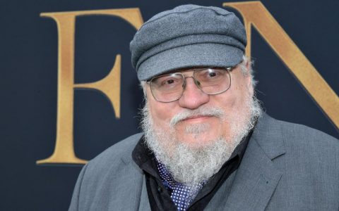George R.R. Martin says he is making progress on new 'Game of Thrones' book