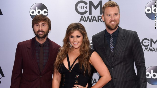 Lady Antebellum is changing its name to Lady A