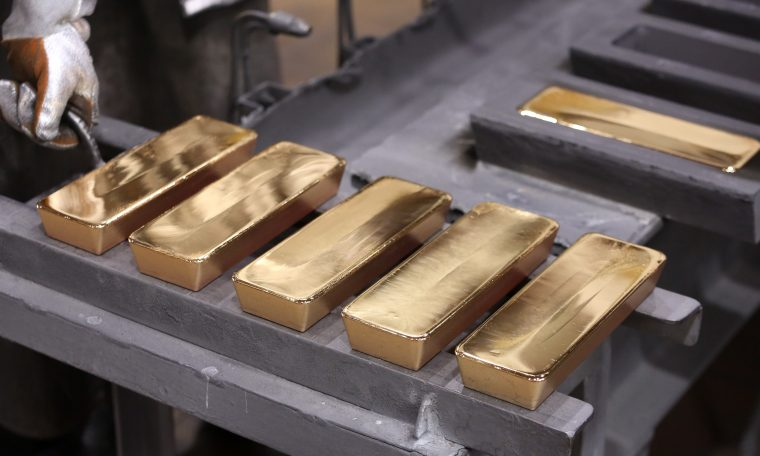 Goldman hikes gold price forecast on debasement fears and a weaker dollar