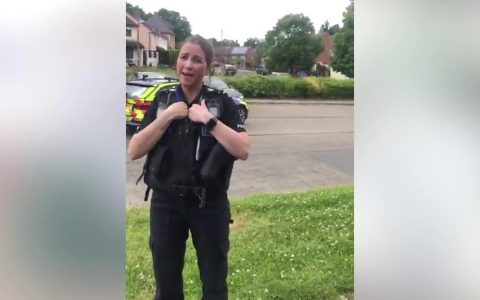 Ipswich police officers accuse black woman of 'jumping on bandwagon'