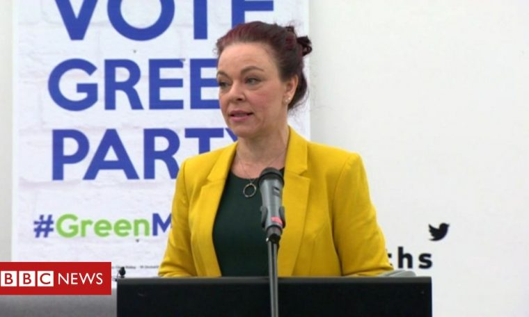 Irish government: Clare Bailey of Green Party rejects coalition deal