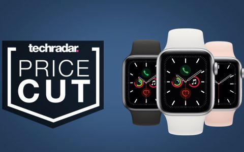 It's a great time for Apple Watch deals - the Series 5 is just $299 right now