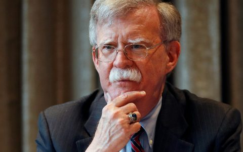 John Bolton must claw back book on Trump, government lawyer argues