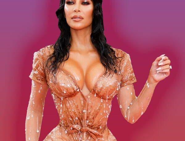 Kim Kardashian Rocks Red Hair: Look Back at Her Hair Evolution