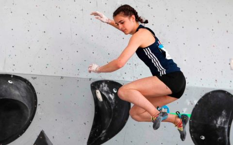 Luce Douady: French climber, 16, dies following fall