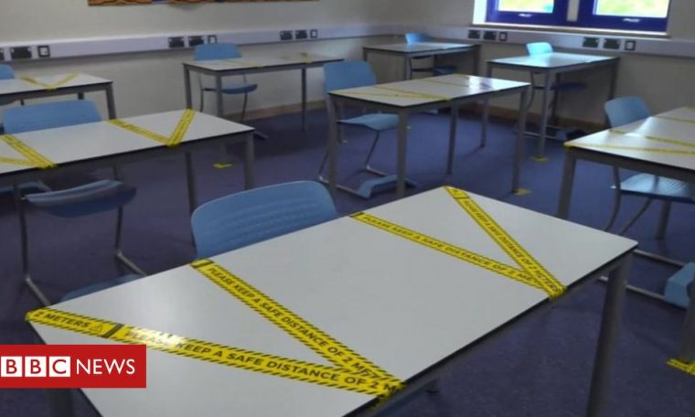 MPs accuse teachers' unions of blocking school reopening