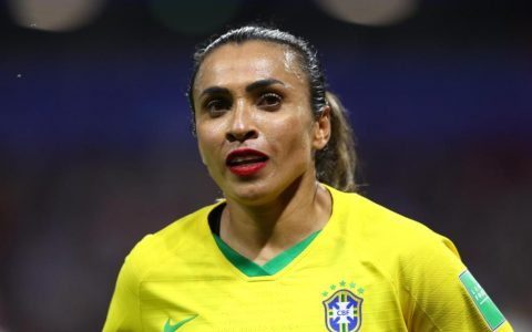Marta's emotional World Cup speech resonates even more one year on