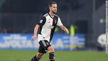 Miralem Pjanic will stay at Juventus until the end of the season.