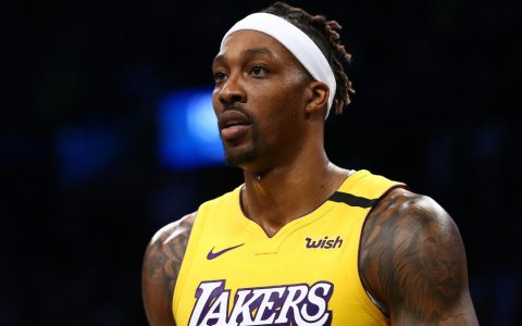 NBA or social justice? 'I just feel like our people -- we need attention,' says LA Laker Dwight Howard