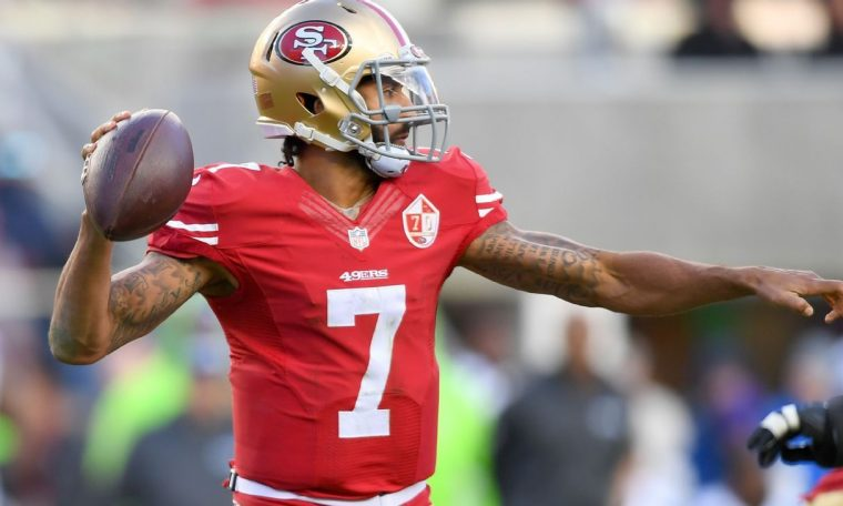 NFL commissioner Roger Goodell - I 'encourage' a team to sign Colin Kaepernick