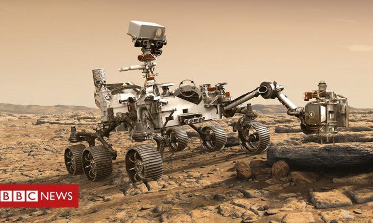 Nasa's next Mars rover will be called Perseverance