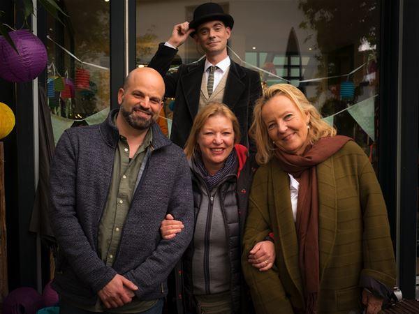 "New German TV Series ""PAN TAU"" Features Comedy Magician Matt Edwards"