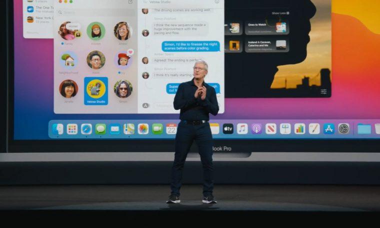 New iOS, macOS, iPadOS software