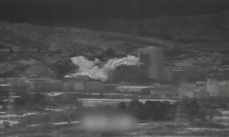 North Korea blows up joint liaison office with South in Kaesong