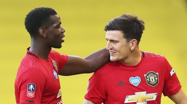 Norwich City 1-2 Manchester United: Harry Maguire scores extra-time winner