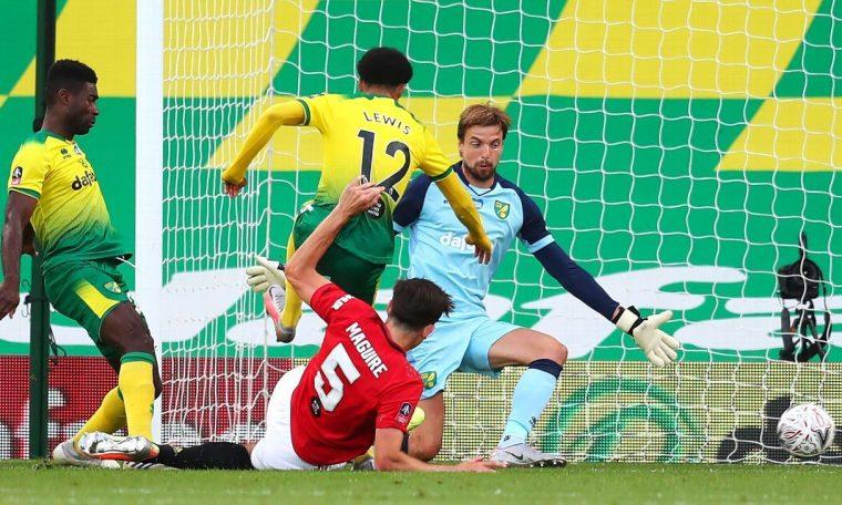 Norwich City vs. Manchester United - Football Match Report - June 27, 2020