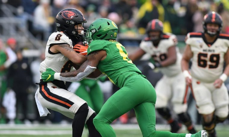 Oregon, Oregon State dropping 'Civil War' name for rivalry games