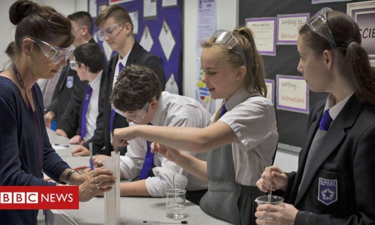 PM promising £1bn to rebuild crumbling schools
