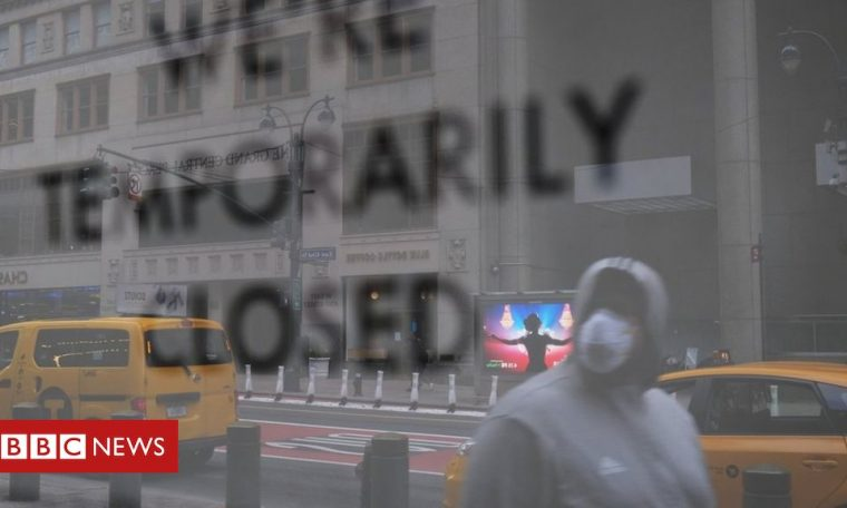 Pandemic pushes US into official recession