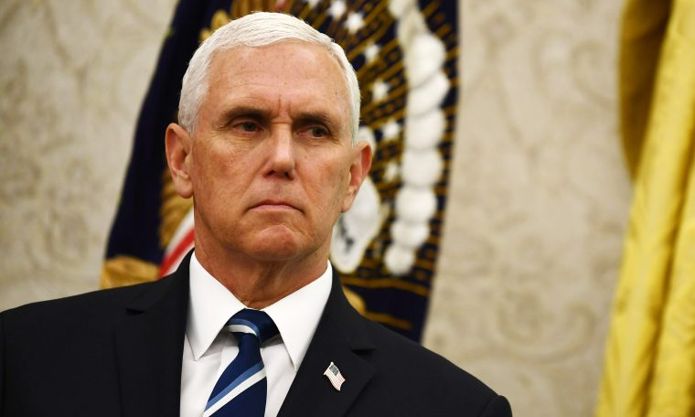 Pence donors helped finance VP's legal defense fund for Mueller probe