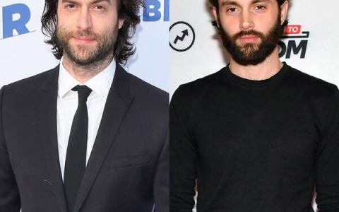 Penn Badgley Reacts to Sexual Assault Allegations Against You Co-Star Chris D'Elia