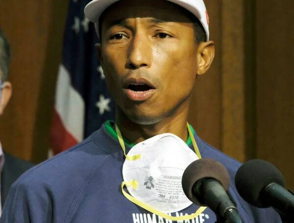 """Pharrell Williams Says Making Juneteenth a Paid Holiday """"Is Long Overdue"""""""