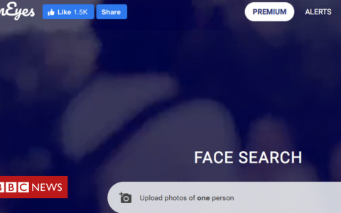 PimEyes facial recognition website 'could be used by stalkers'