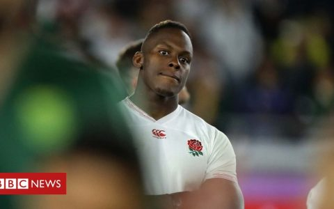 Politicians must act on anti-racism protests - Maro Itoje