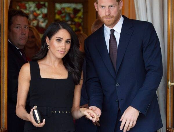 Michael Johnson spoke with Prince Harry and Meghan Markle about youth education
