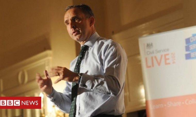 Profile: Sir Mark Sedwill - BBC News