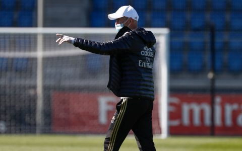 Real Madrid boss Zidane La Liga return similar to World Cup